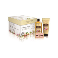 Gift Set : Body Treatment with Sweet Almond Oil
