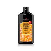 ENERGY SHOWER GEL ORANGE AND GINGER with Fresh Centrifuged Fruit Juice 400 ml