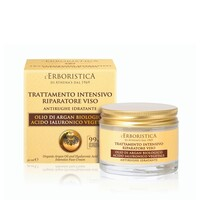 INTENSIVE FACE TREATMENT ANTI-AGE WITH ARGAN OIL AND VEGETABLE HYALURONIC ACID 50ML