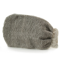 DOUBLE ACTION GLOVE MADE OF LINEN AND ORGANIC COTTON