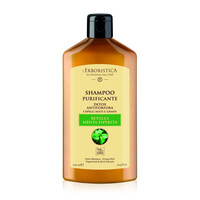 SHAMPOO WITH BIRCH & PEPPERMINT EXTRACT 300ML