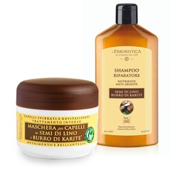 Linseed & Shea Butter