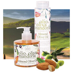 Almond & Olive Oil