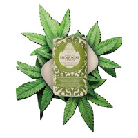 LUXURY HEMP SOAP 250G